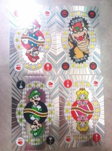 Club Nintendo Card Deck